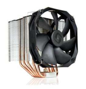 SilentiumPC chladič CPU Fortis 3 HE1425/ ultratichý/ 140mm fan/ 5 heatpipes/ PWM/ pro Intel i AMD
