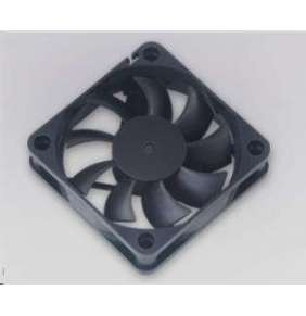přídavný ventilátor Akasa 60x60x15 black OEM