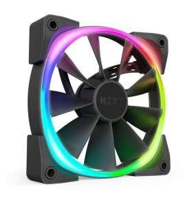 NZXT ventilátor Aer RGB 2 Series 120mm Single