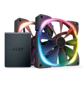 NZXT ventilátor Aer RGB 2 Series 120mm Twin Starter