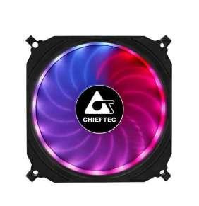 Chieftec ventilátor CF-3012-RGB, 3 x RGB, 120x120x25mm, 6 pin