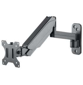 """MANHATTAN Nástěnný držák LCD/ TV, kloubový, pohyblivé rameno (17""""-32"""")"""