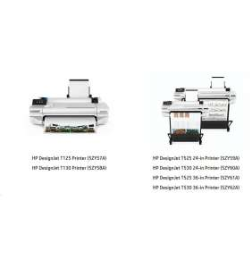 HP DesignJet T130 24-in Printer A1