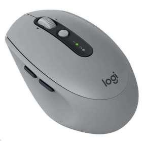 Logitech Wireless Mouse M590 Silent Mid Grey Tonal