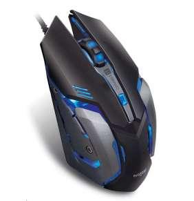 CONNECT IT EVOGEAR profesionální optická herní myš se softwarem, 6 barev podsvícení