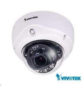 Vivotek FD9367-EHTV, 2Mpix, 30sn/s, H.265, motorzoom 2.8-12mm (97-33°),DI/DO,IR-Cut, Smart IR, WDR 120dB, MicroSDXC,IP66