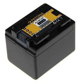 PATONA baterie pro digitální kameru Canon BP-727 2400mAh Li-Ion