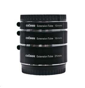 Doerr Mezikroužky 10/16/21 mm Digital (EF-M)