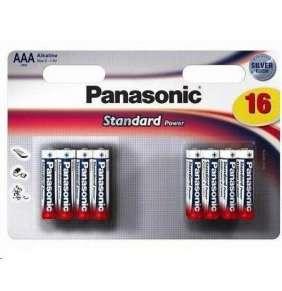 PANASONIC Alkalické baterie Everyday Power  LR6EPS/16BW AA 1,5V (Blistr 16ks)