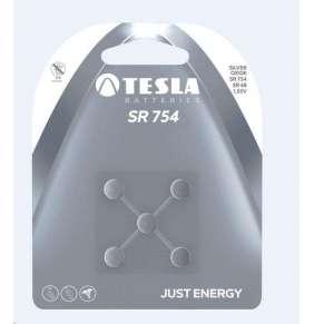 TESLA SILVER baterie SR754 (SR48, blister) 5ks