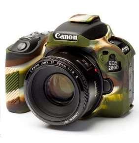 Easy Cover Pouzdro Reflex Silic Canon 200D Camouflage