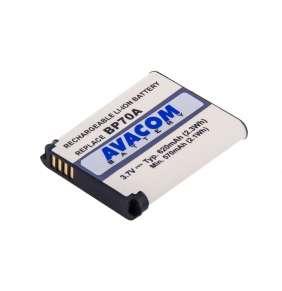 Baterie AVACOM Samsung BP-70A Li-Ion 3.7V 620mAh 2.3Wh