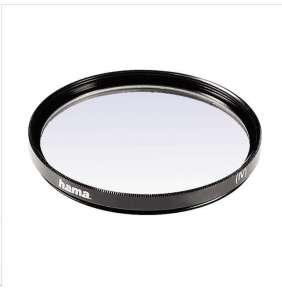 Hama UV Filter, coated, 72 mm