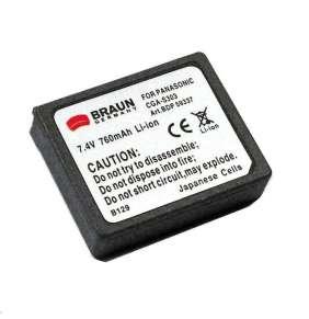 Braun akumulátor PANASONIC S303, 800mAh