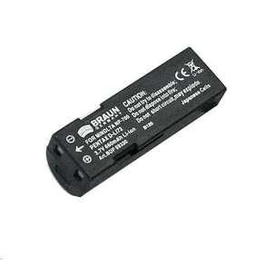 Braun akumulátor PENTAX D-Li72, Minolta NP-700, Samsung SLB-0637, Sanyo DB-L30, 660mAh