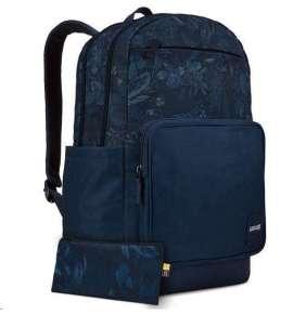 """Case Logic batoh Query CCAM4116 pro notebook 15,6"""" a tablet 10"""", 29 l, modrý se vzorem"""