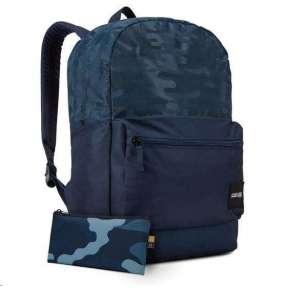 Case Logic batoh Founder CCAM2126, 26 l, modrý se vzorem