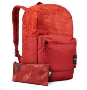 Case Logic batoh Founder CCAM2126, 26 l, červený se vzorem