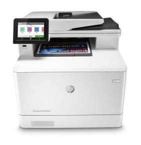 HP Color LaserJet Pro MFP M479dw (A4, 27/27ppm, USB 2.0, Ethernet, Wi-Fi, Print/Scan/Copy/Fax, Duplex)