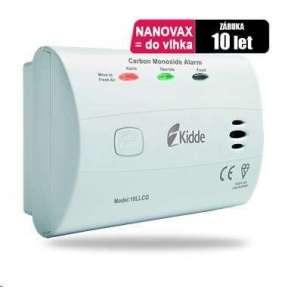 Kidde 10LLCO Detektor CO odolný proti vlhkosti