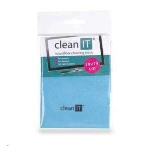 CLEAN IT čistící utěrka z mikrovlákna, malá světle modrá