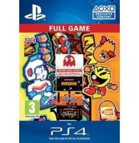 ESD SK PS4 - ARCADE GAME SERIES 3-in-1 Pack