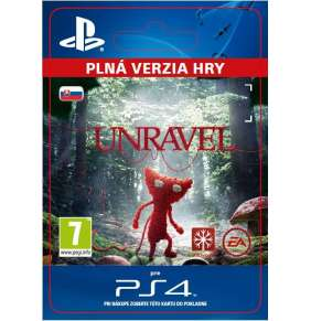 ESD SK PS4 - Unravel