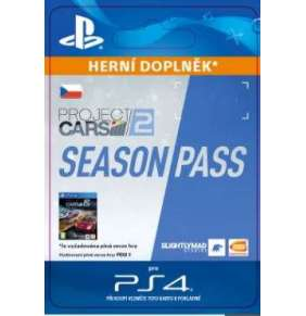 ESD CZ PS4 - Project CARS 2 Season Pass