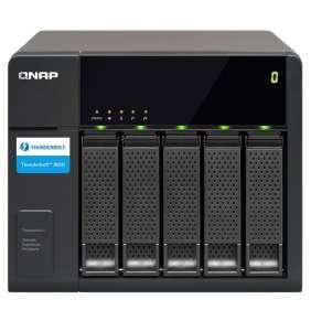 QNAP NAS TX-500P N/A N/A 5HDD N/A Tower