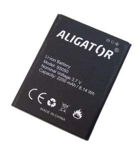 Aligator baterie S5050 Duo, Li-Ion 2200 mAh bulk