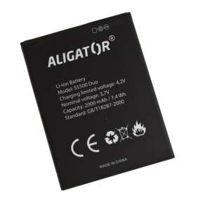 Aligator baterie S5500 Duo, Li-Ion bulk