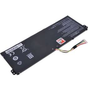 Baterie T6 power Acer Aspire ES1-311, ES1-511, E5-571, E5-721, V3-371, 3150mAh, 48Wh, 4cell, Li-ion