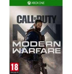 XONE - Call of Duty: Modern Warfare