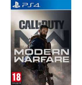 PS4 - Call of Duty: Modern Warfare
