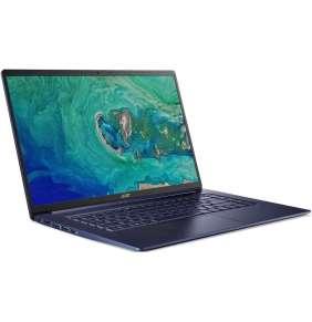 """Acer Swift 5 (SF515-51T-75A1)/i7-8565U/16GB DDR4/2x 512GB SSD/Intel UHD 620/15,6"""" FHD IPS Touch/W10H/modrý"""