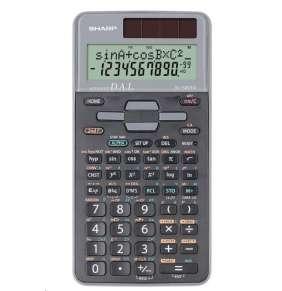 SHARP kalkulačka - EL-520TG - školní, duální napájení
