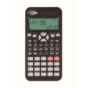 REBELL kalkulačka - SC2060S -  černá