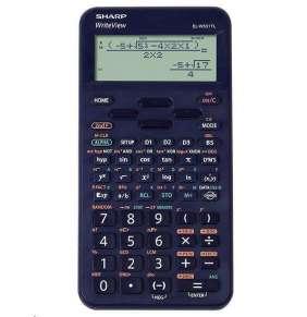SHARP kalkulačka - ELW531TLBBL - Blister - modrá