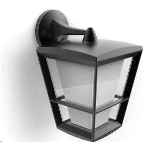 PHILIPS Econic Venkovní nástěnná lucerna, down, White and Color Ambience, integr.LED, Antracit