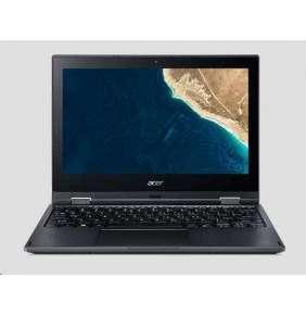 "Demoprodukt Acer TravelMate  B118-G2-RN-P7EA Pentium N5000/4GB+N/A/64 GB+N/A/HD Graphics/11.6"" FHD IPS dotykový/BT/W10 Pro/Bl"