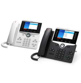 "Cisco CP-8841-3PCC-K9 , VoIP telefon, 10line, 2x10/100/1000, 5"" displej, PoE"