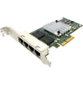 Intel Ethernet Server Adapter I340-T4, retail