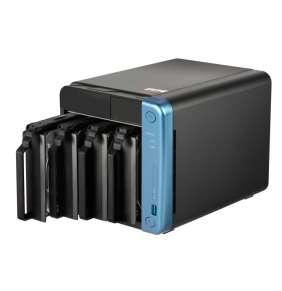 QNAP TS-453Be-4G (2,3GHz / 4GB RAM / 4x SATA / 2x HDMI 4K / 1x PCIe / 2x GbE / 5x USB 3.0)
