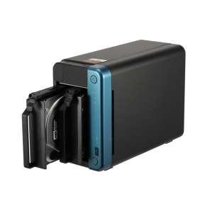 QNAP TS-253Be-2G (2,3GHz / 2GB RAM / 2x SATA / 2x HDMI 4K / 1x PCIe / 2x GbE / 5x USB 3.0)
