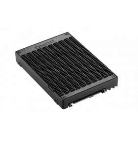 """QNAP adaptér QDA-UMP (1x M.2 PCIe NVMe SSD slot v 2,5"""" U.2 PCIe NVMe SSD rámečku)"""