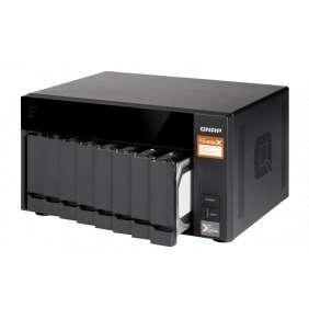 QNAP TS-832X-8G (1,7GHz / 8GB RAM / 8x SATA / 2x GbE/ 2x 10GbE SFP+ / 2x PCIe slot / 3x USB 3.0)
