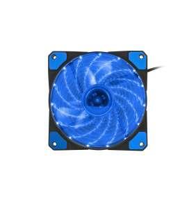 Ventilátor Genesis Hydrion 120, modré LED, 120mm