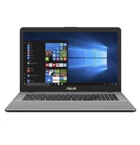 "ASUS VivoBook Pro N705FN-GC028T Intel i5-8265U 17.3"" FHD matný MX150-2GB 8GB 512GB SSD WL BT Cam W10 sivý"