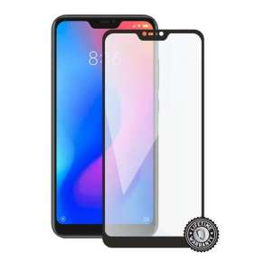 Screenshield XIAOMI POCOPHONE F1 Tempered Glass protection (full COVER black)