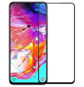 Nillkin Tvrzené Sklo 2.5D CP+ Pro Black pro Samsung Galaxy A70